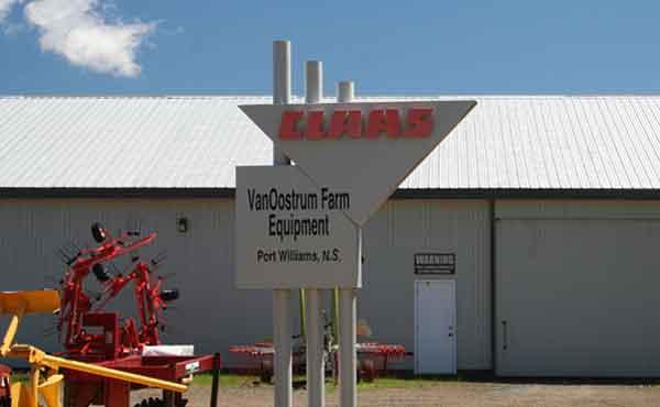 Van Oostrums Farm Equipment