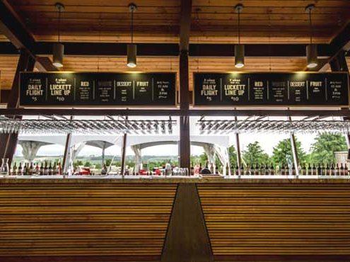 Luckett's Vineyard by Roscoe Construction